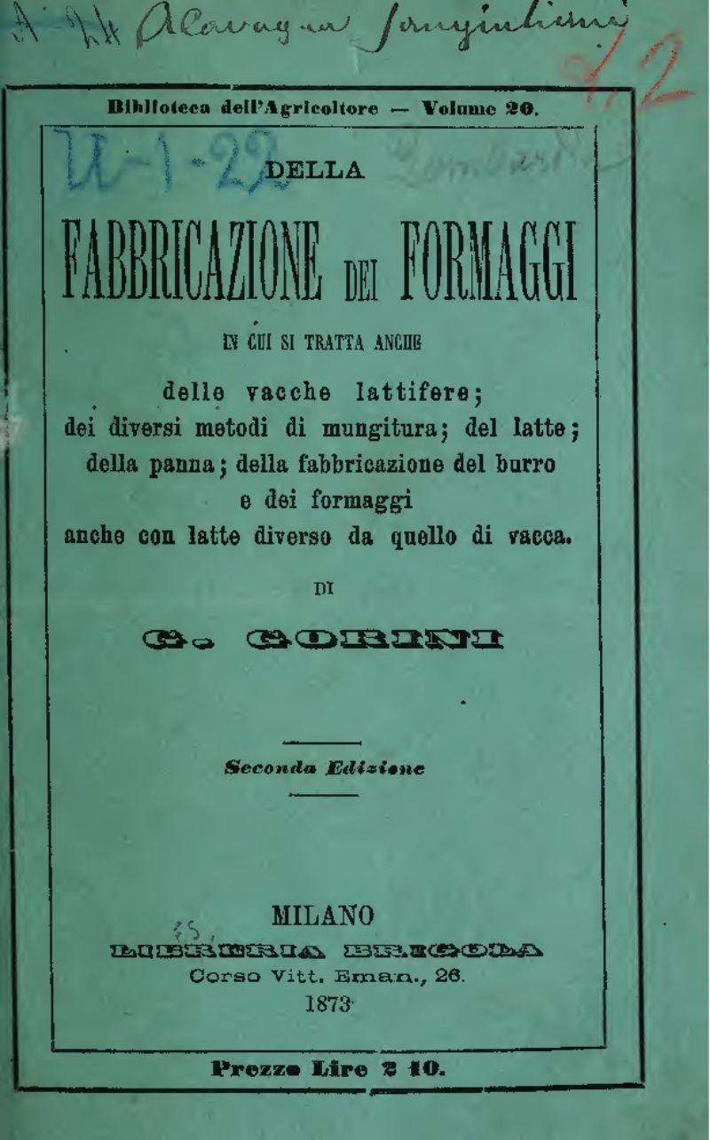 Della-fabbricazione-dei-formaggi-1873