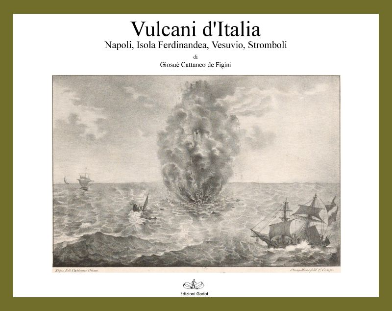 Monticelli-Teodoro,-Covelli-Niccolò----Storia-dei-fenomeni-del-Vesuvio