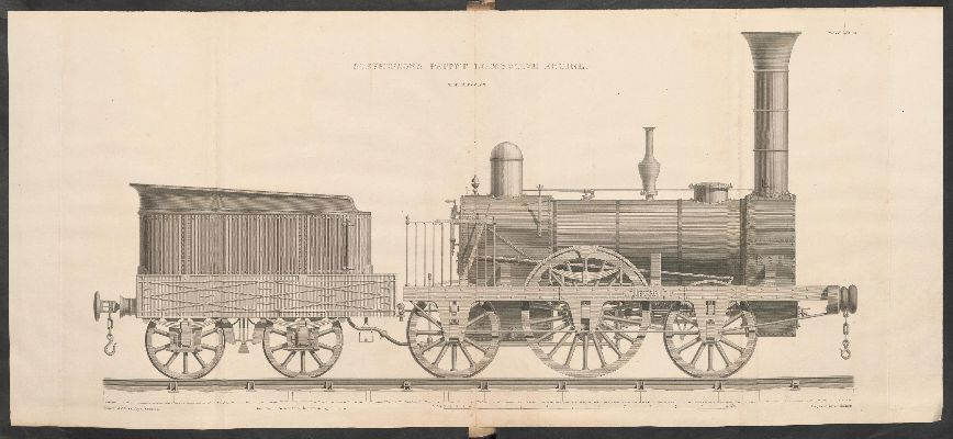 Description-of-the-patent-locomotive-steam-engine-of