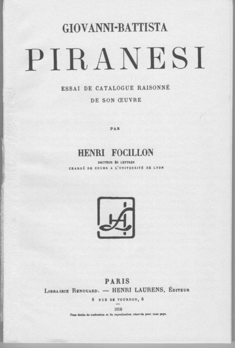 Piranesi-Essai-de-catalogue-raisonne-de-son-ouvre