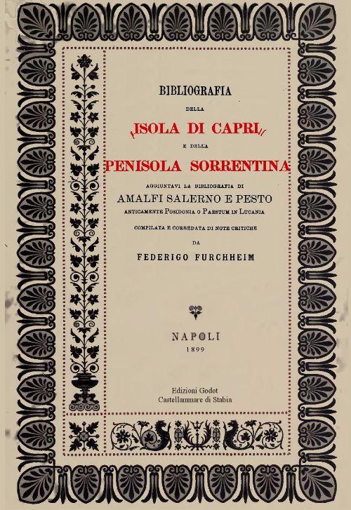 Furchheim-Federico---Bibliografia-dell'isola-di-Capri