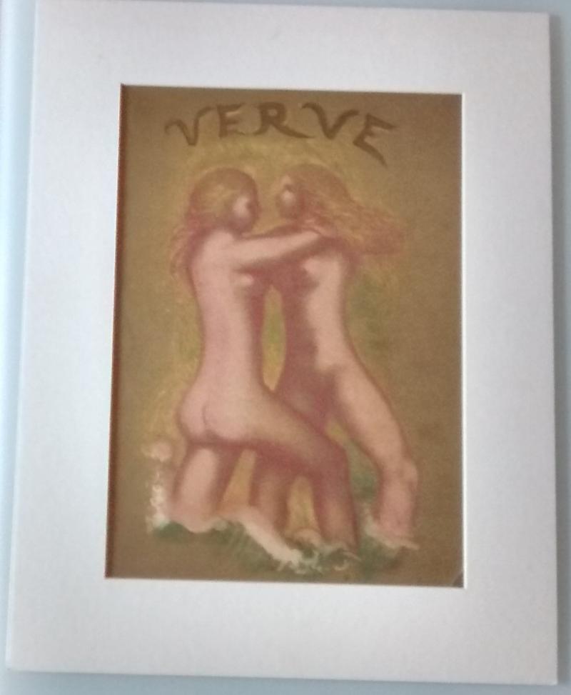"Aristide-Maillol-""Verve"""